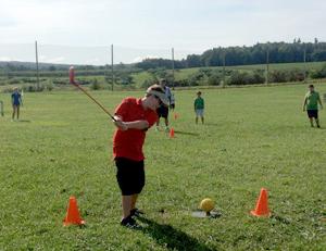 Golf Baseball (Photo: Facebook)
