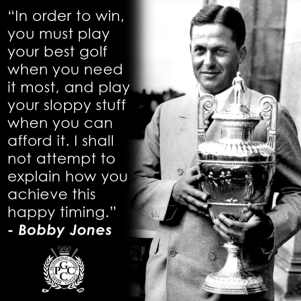 Legendary Golf Quotes on Success | Professional Golfers